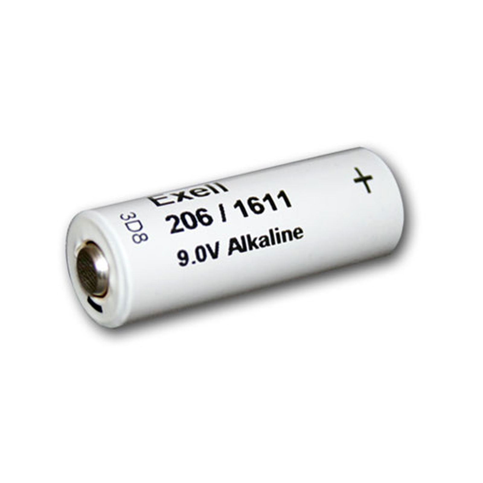 exell battery 206a replaces duracell tr 126 eveready 206 mallory 206 usa ship ebay. Black Bedroom Furniture Sets. Home Design Ideas