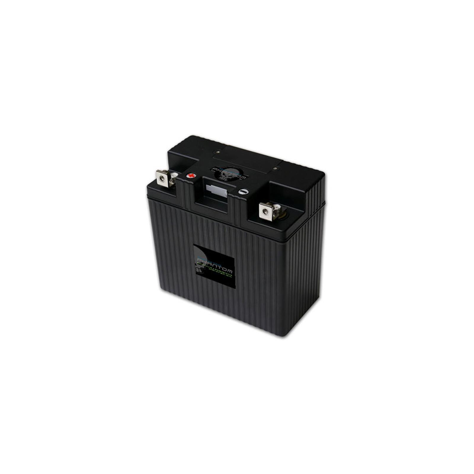 phantom app36a3 bs12 motorcycle battery lifepo4 12v 36ah 540cca ebay. Black Bedroom Furniture Sets. Home Design Ideas