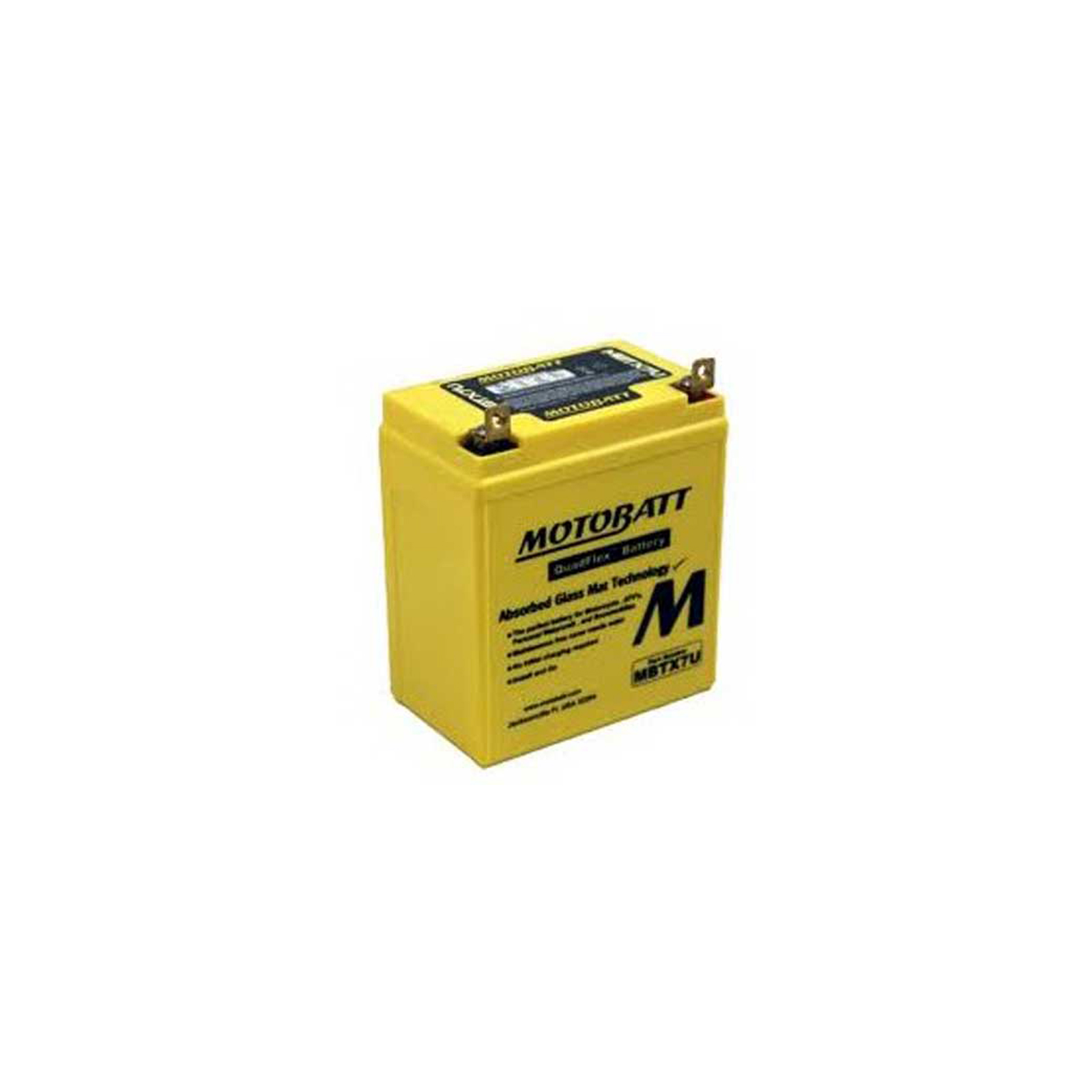 Motobatt Motorcycle Batteries Latest Technology