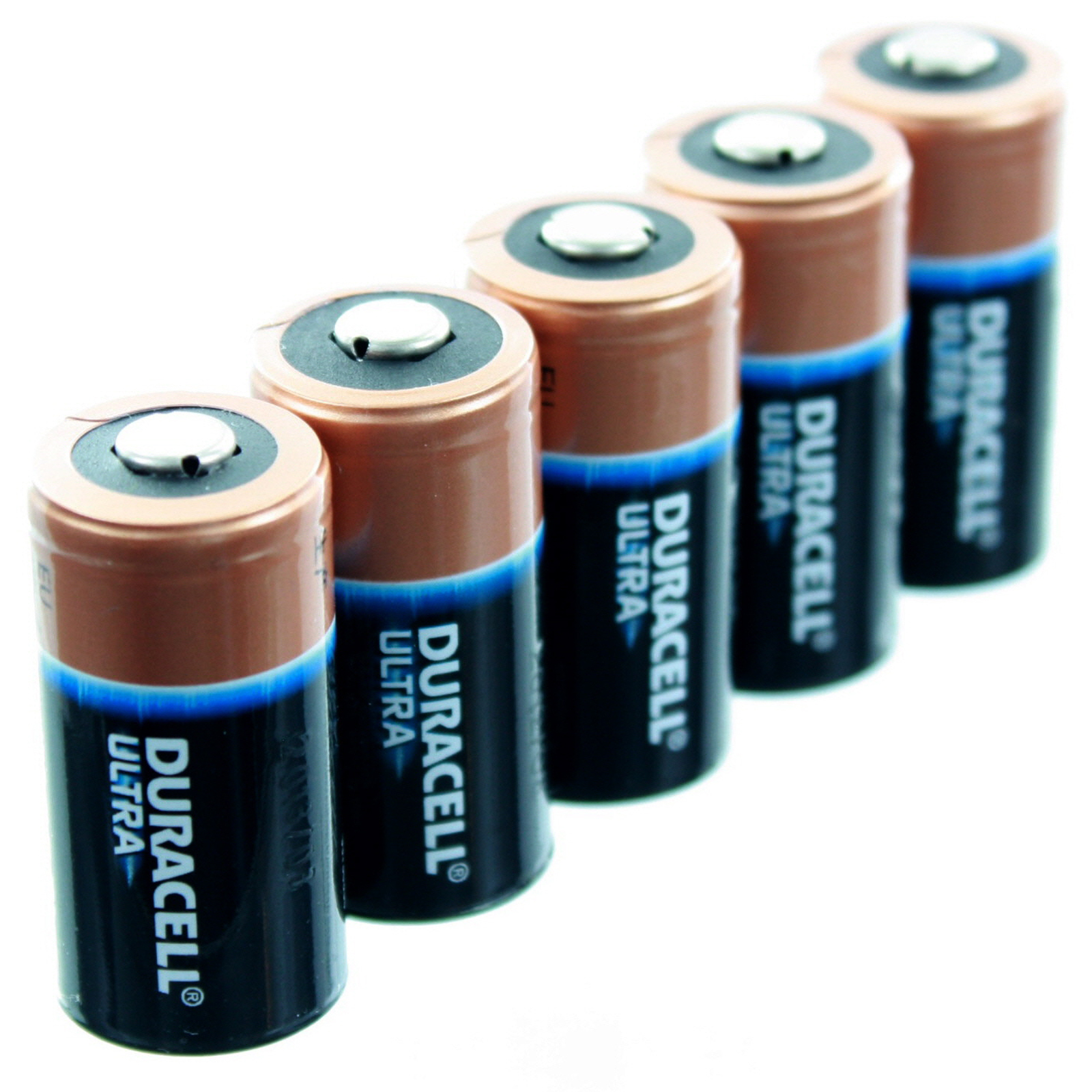 6 duracell ultra dl123a cr123a 3v lithium battery with battery case fast usaship ebay. Black Bedroom Furniture Sets. Home Design Ideas