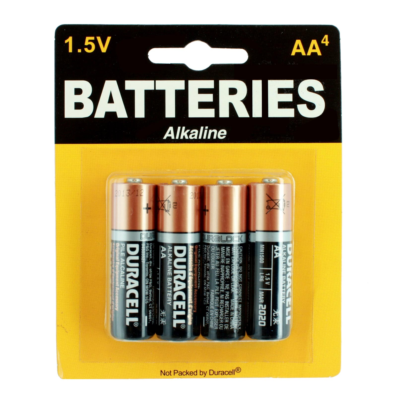 duracell coppertop repack aa 4pk alkaline 1 5v lr6 battery usa ship ebay. Black Bedroom Furniture Sets. Home Design Ideas