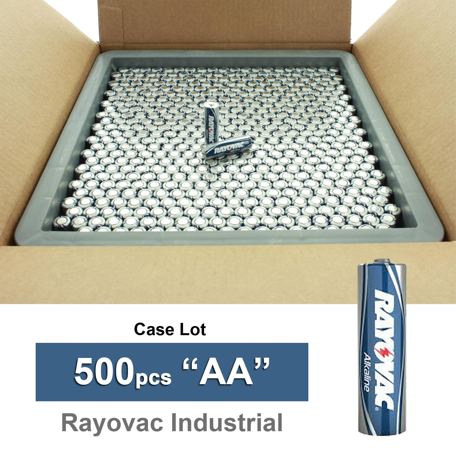 rayovac case Power electronics with this eight-pack of rayovac 9-volt batteries these alkaline batteries come in a handy reclosable case for convenient storage, and they are mercury-free, making them safer for home and work use.