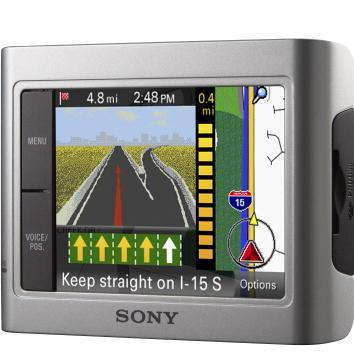 Win a Sony NV-U44 GPS system