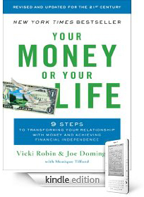 Your Money Or Your Life on Kindle