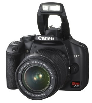 Canon Rebel EOS XSi Digital Camera