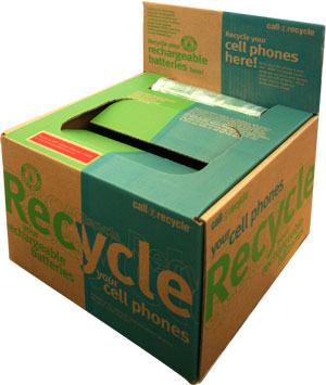 Recycle your rechargeable batteries at BatteriesInAFlash