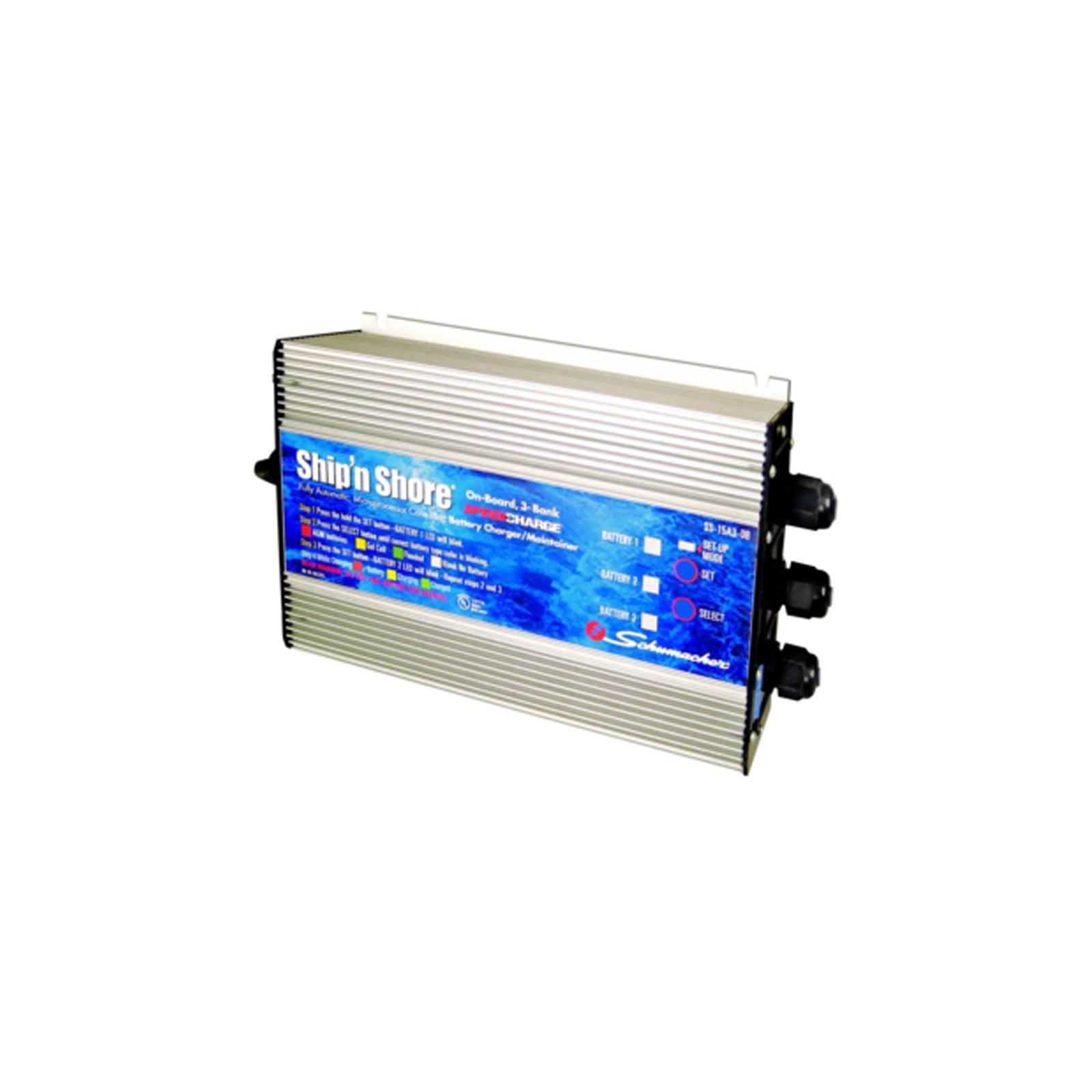 schumacher speed charger 15a manual