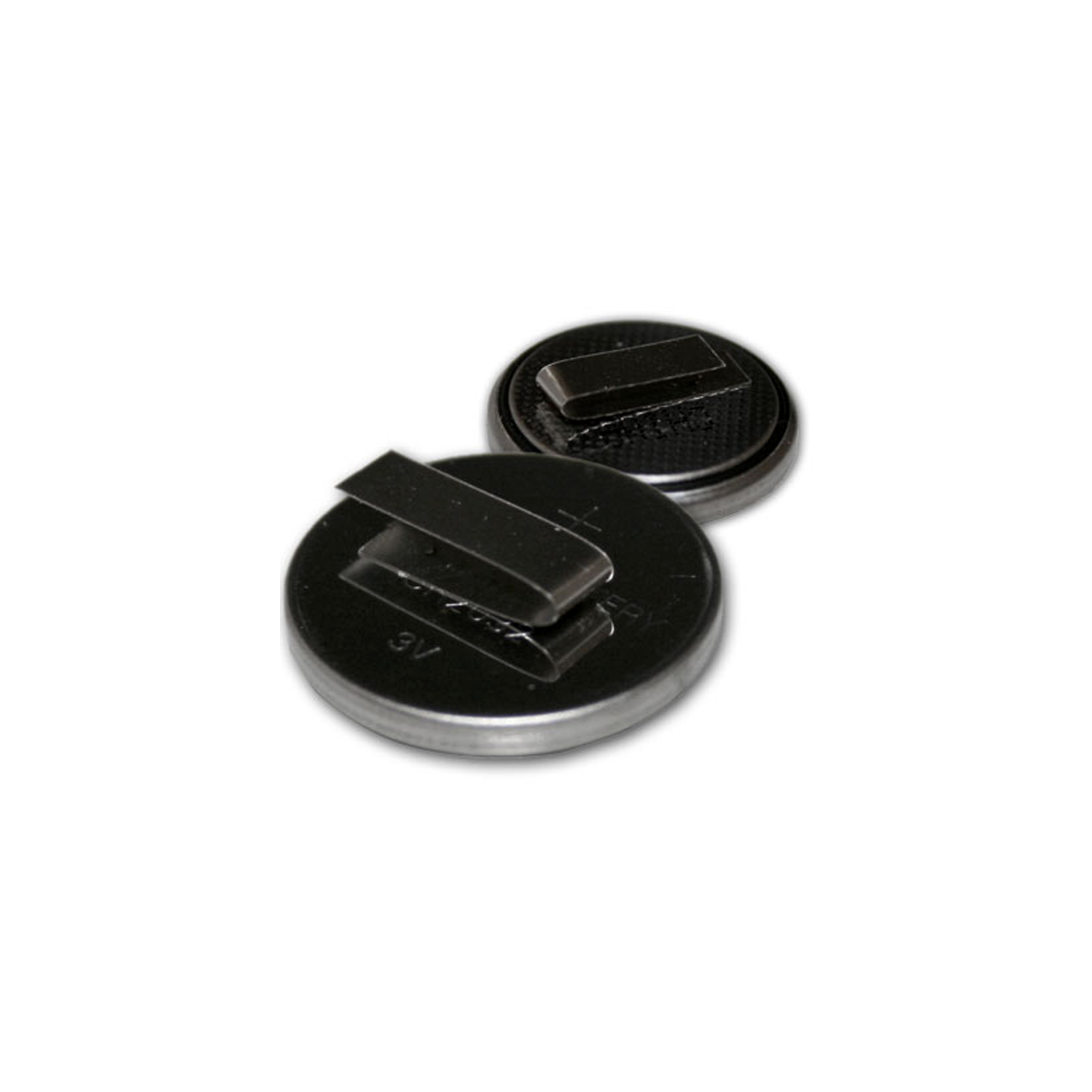 cr2032 lithium 3v coin cell battery with soldier tabs dl2032. Black Bedroom Furniture Sets. Home Design Ideas