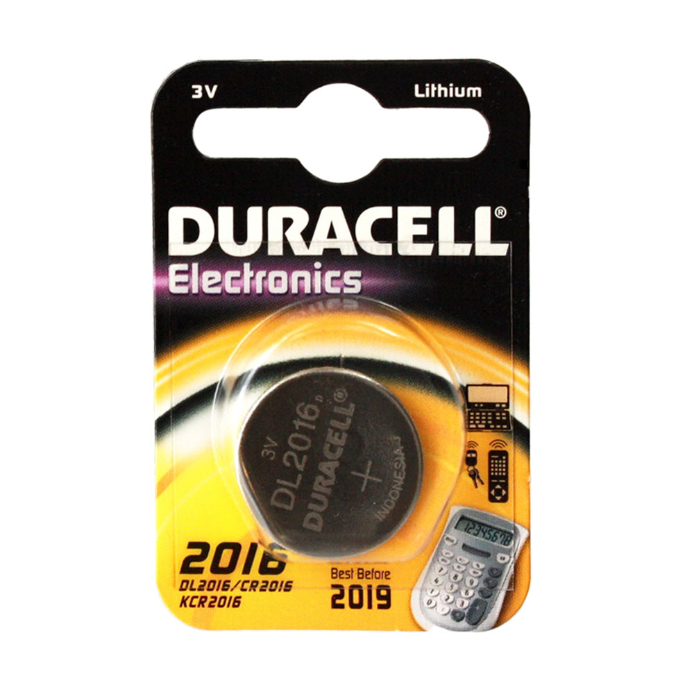 20pc Duracell 3v Lithium Coin Cell Battery Kit Dl2032