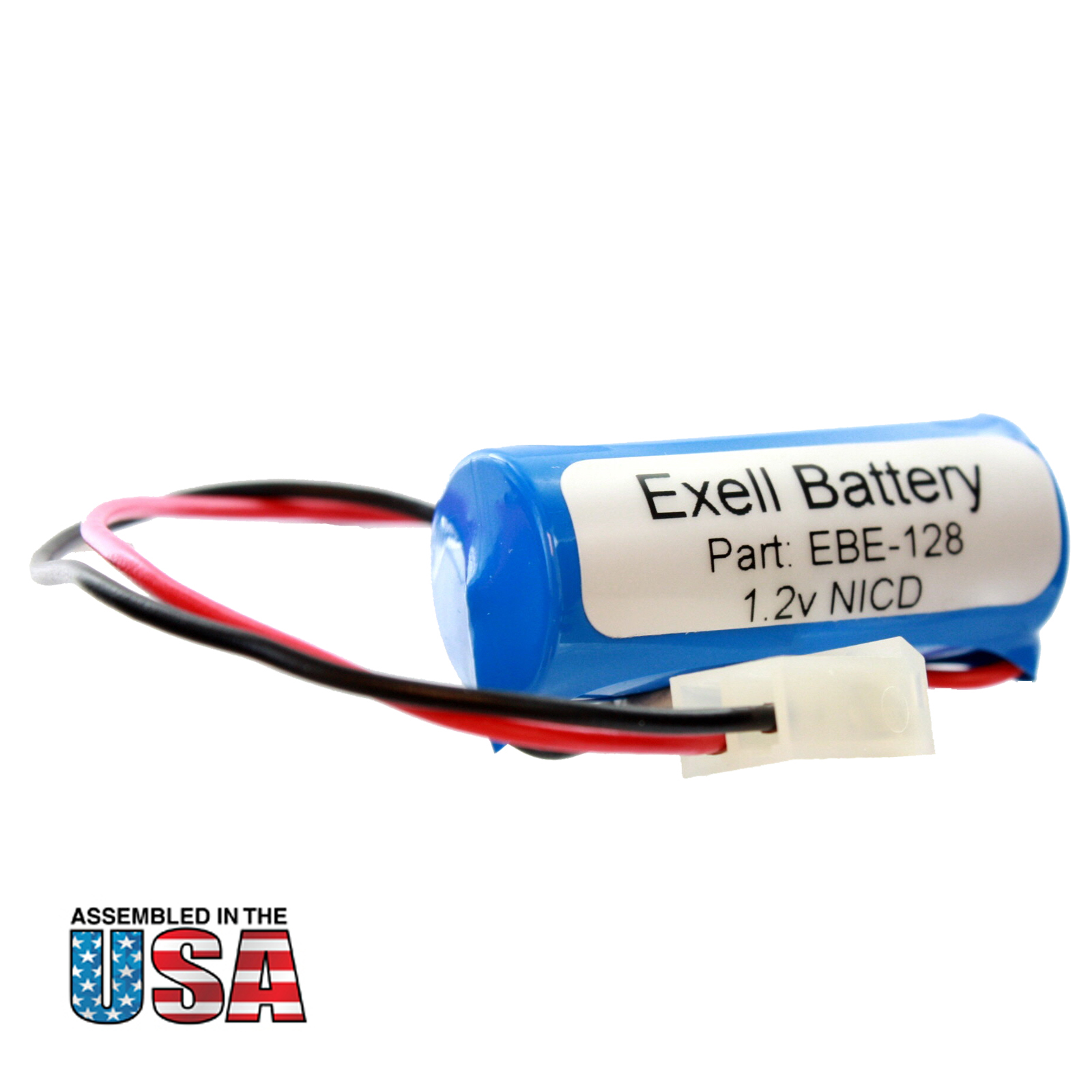 Lithonia Lighting Emergency Light Battery: Exit Sign Battery For Lithonia ELB0300 ELB1P201N1