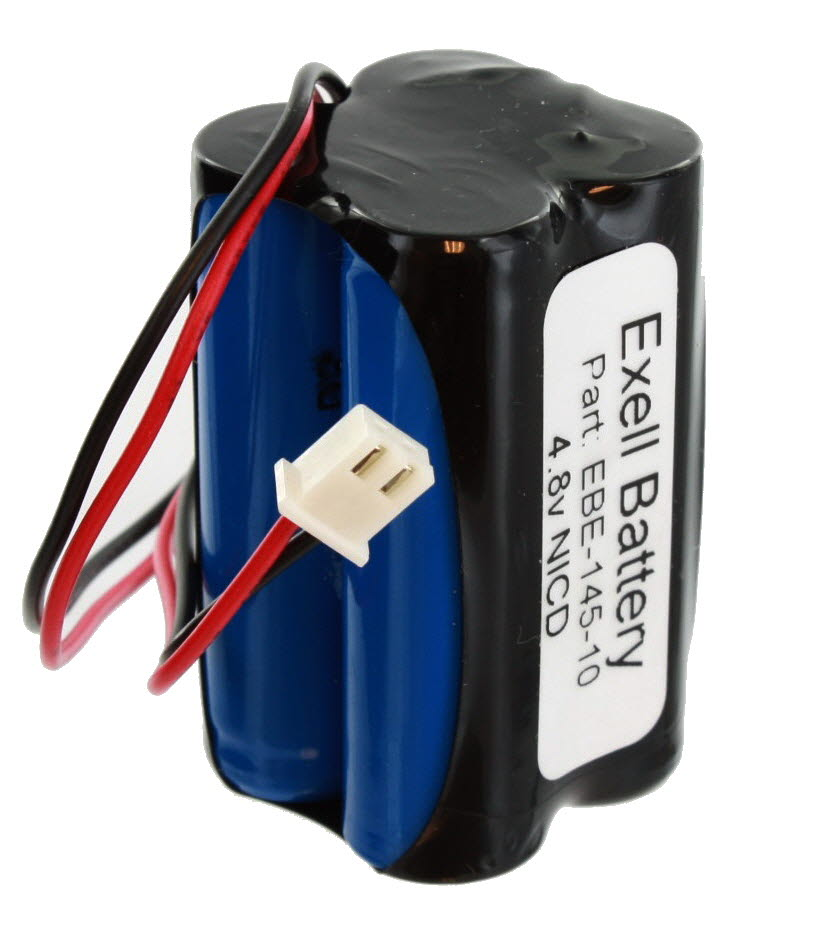 Lithonia Lighting Emergency Light Battery: 10pc Emergency Lighting Battery Fits Lithonia D-AA650BX4
