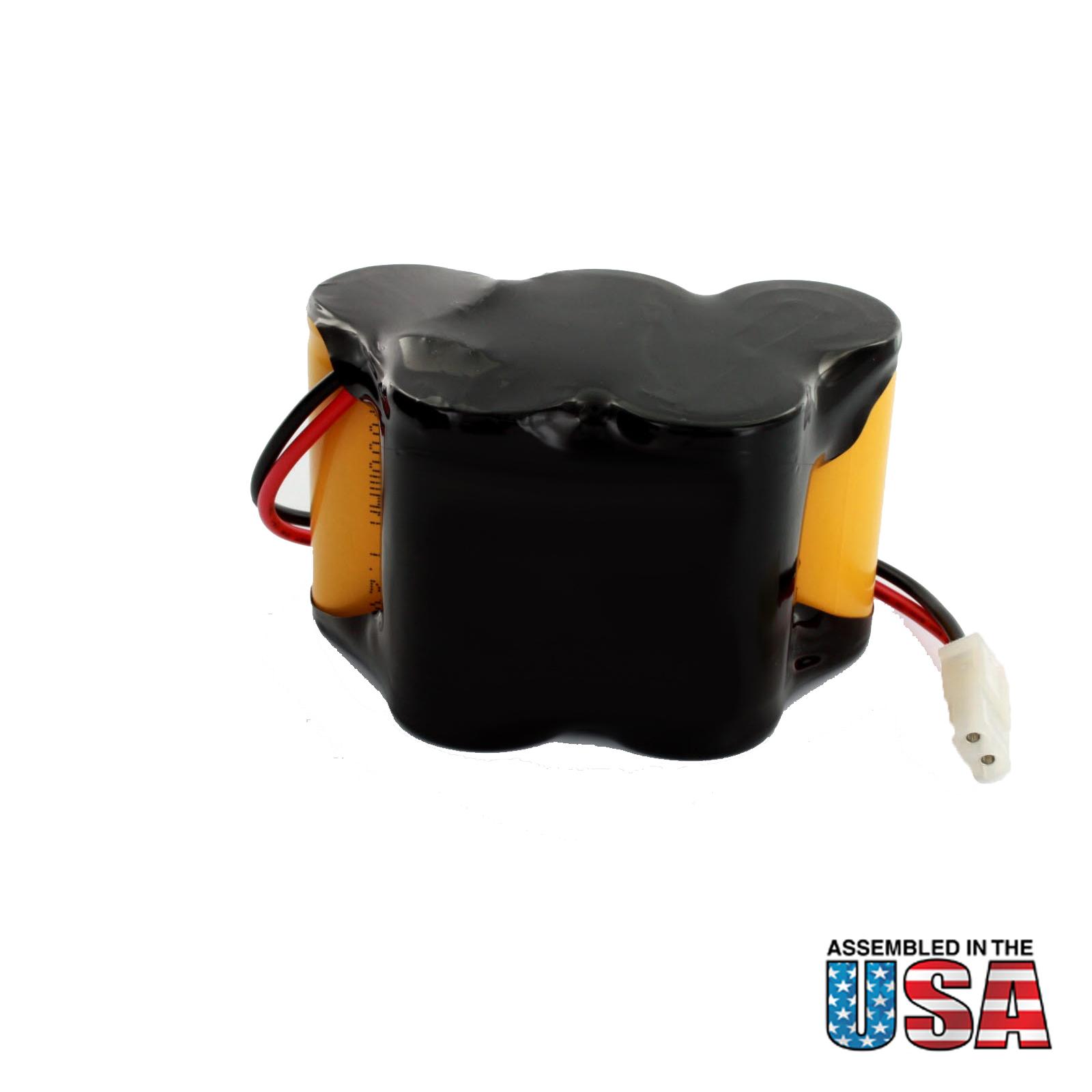 Emergency Lighting Battery for Lithonia ELB0604N ELB0605N Brick