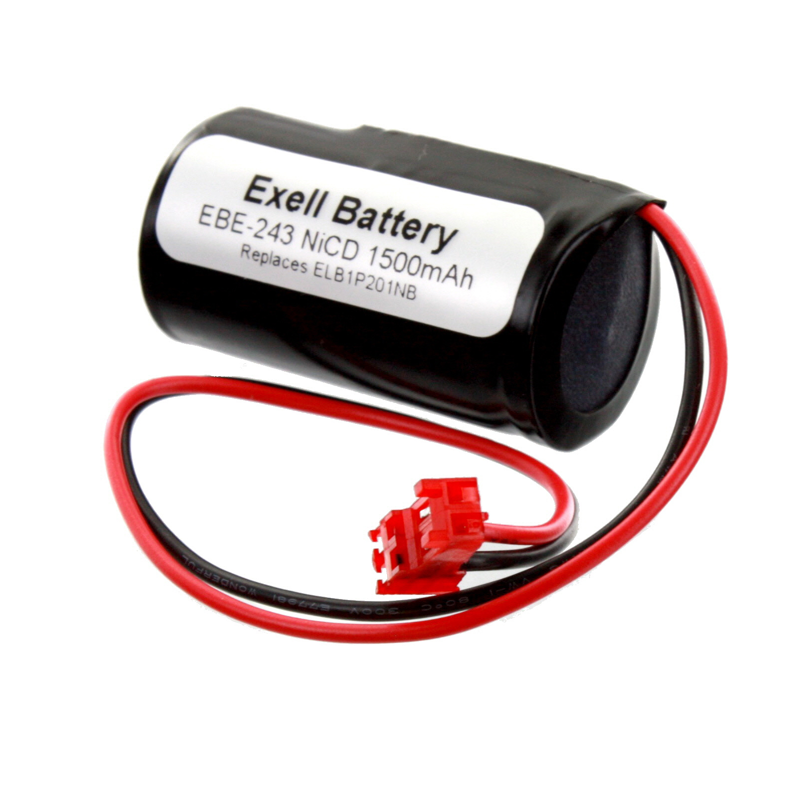 Lithonia Lighting Emergency Light Battery: Emergency Lighting Battery Fits Lithonia 1009S00-MZ