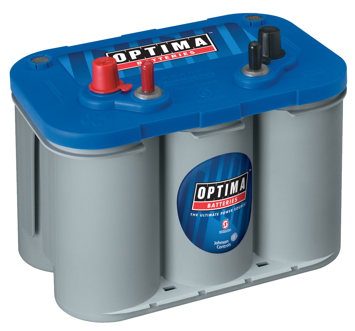 Optima group 34 d34m 12v 870 marine ca 750cca marine battery for Marine trolling motor batteries