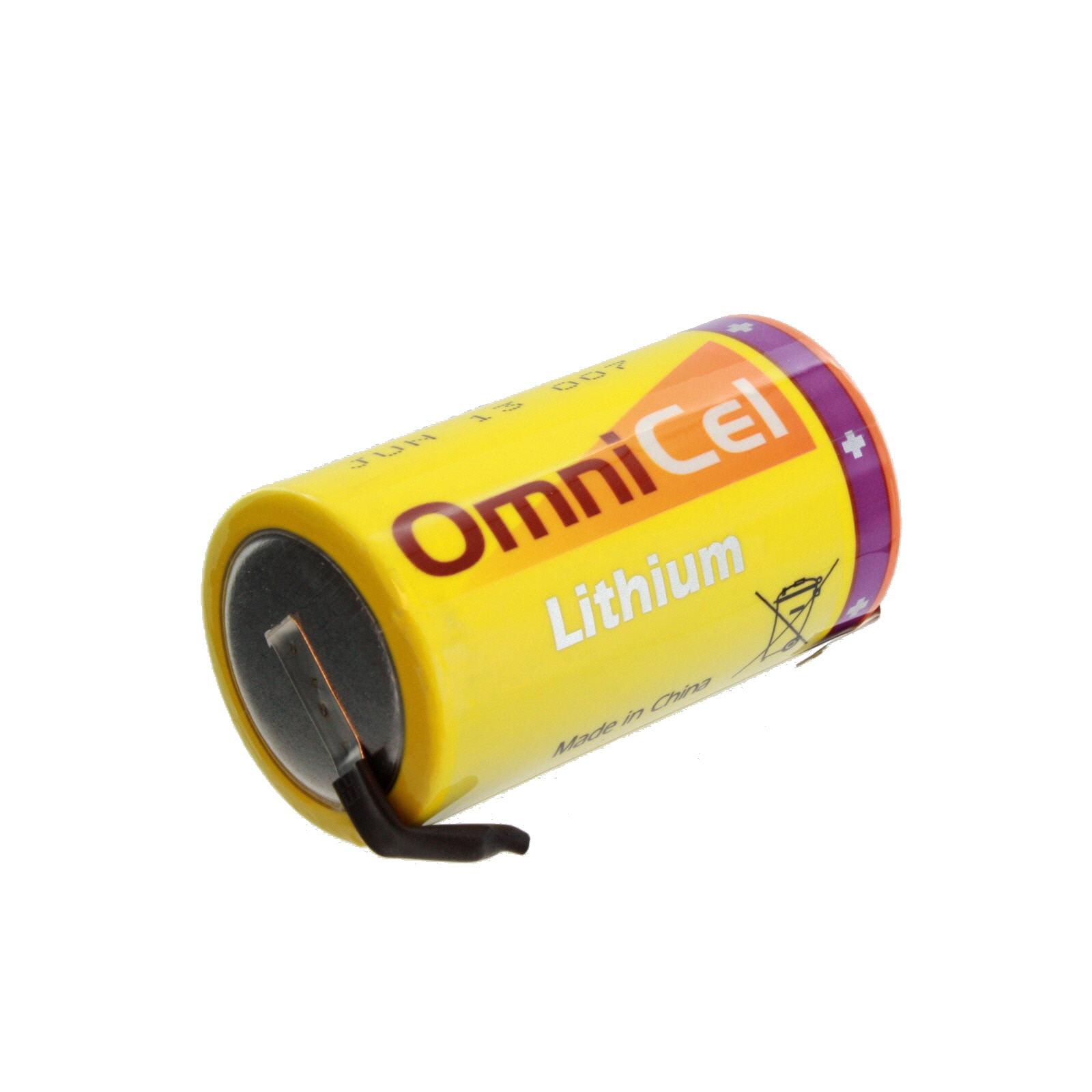 omnicel er34615 3 6 volt 19 ah d high energy lithium. Black Bedroom Furniture Sets. Home Design Ideas