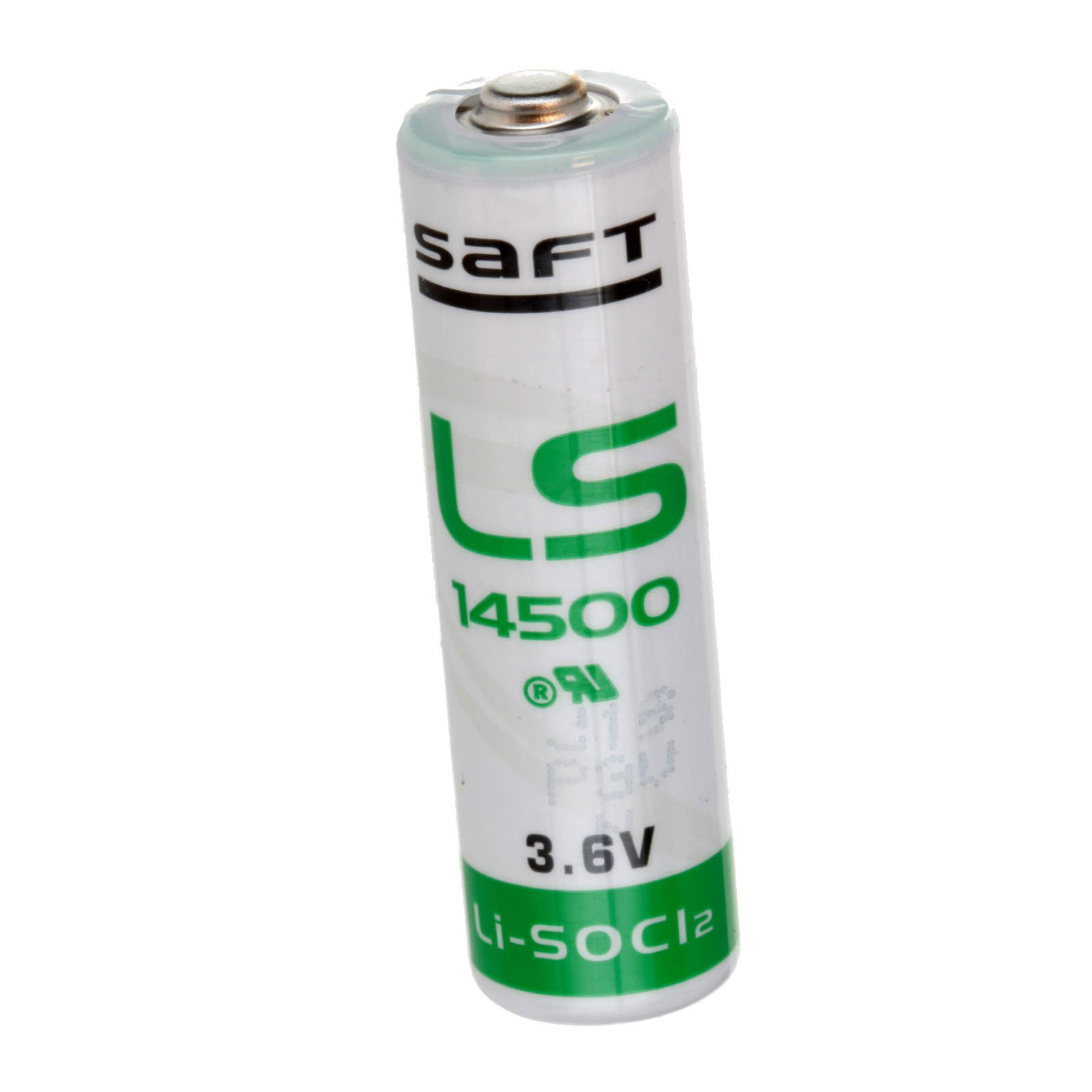 saft ls14500 aa battery 3 6v 2600mah lithium replaces maxell tadiran and more ebay. Black Bedroom Furniture Sets. Home Design Ideas