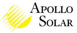 image of Apollo Solar logo