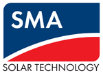 image of SMA Solar Technology logo
