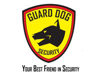 image of Guard Dog Security logo