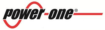 image of power-one logo