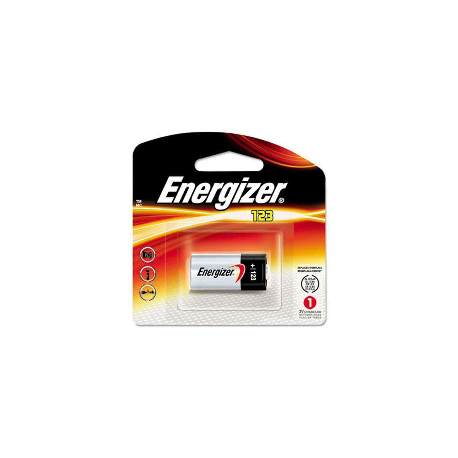 energizer cr 123 2 3a 3v photo lithium battery el123ap 1 1 pack. Black Bedroom Furniture Sets. Home Design Ideas