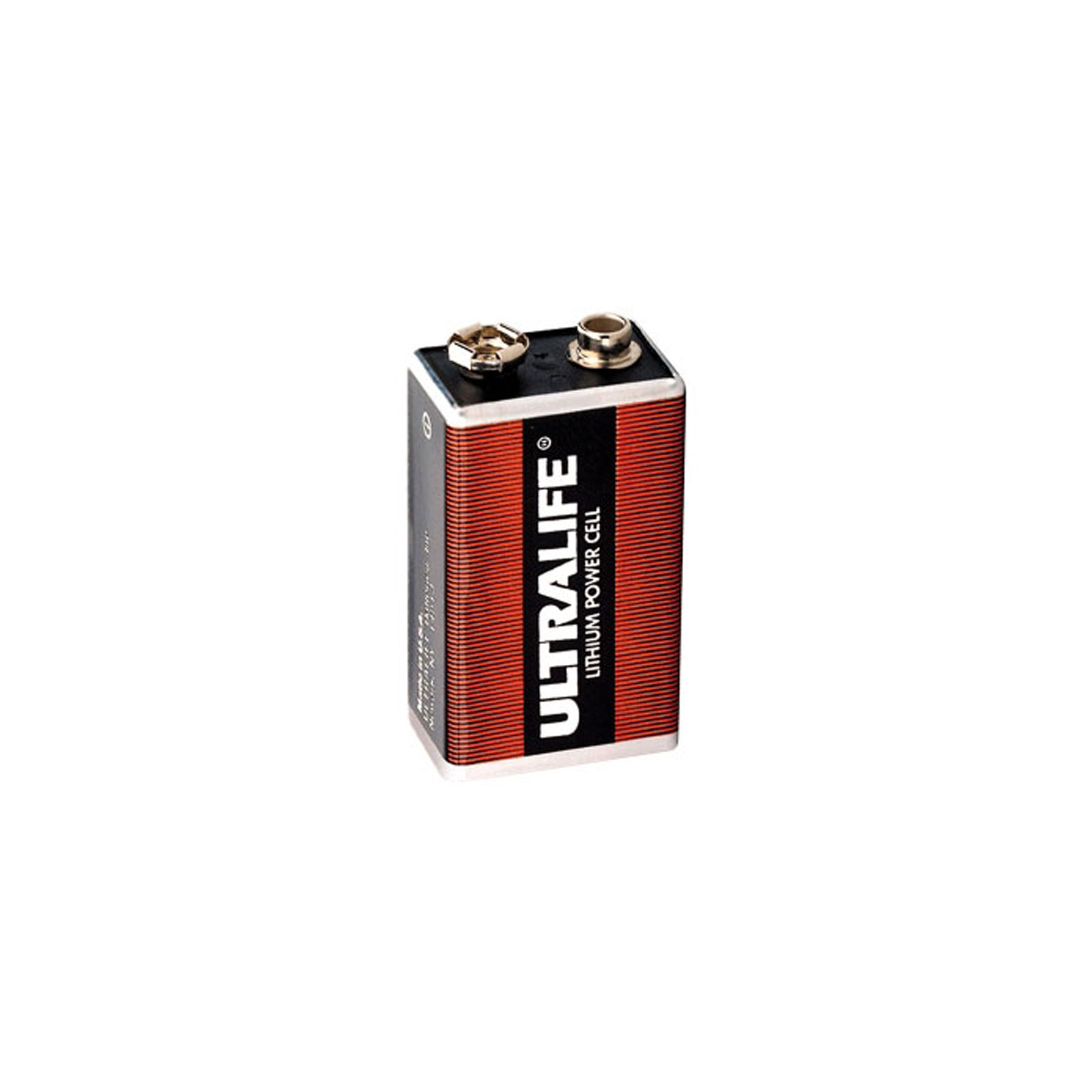 ultralife 9v photo lithium batteries ullth9v bulk 1200mah