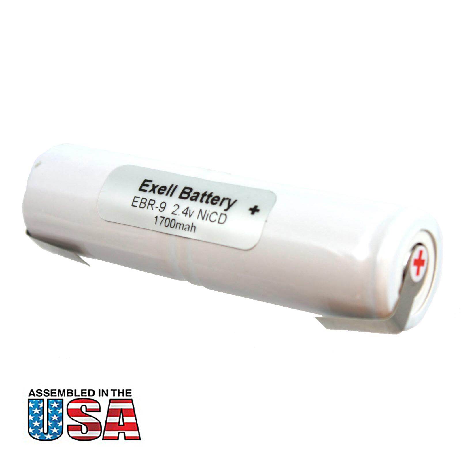 razor battery ebr 9 for skil 2105 2610910904 2610910935 fast usa ship ebay. Black Bedroom Furniture Sets. Home Design Ideas