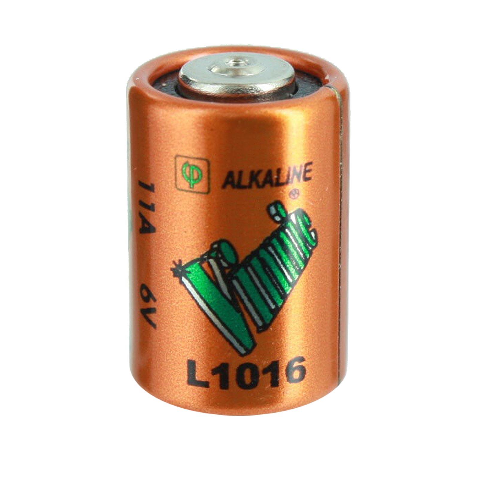 6v Alkaline Battery 11a Gp11a L1016 A11 Mn11 Ag11