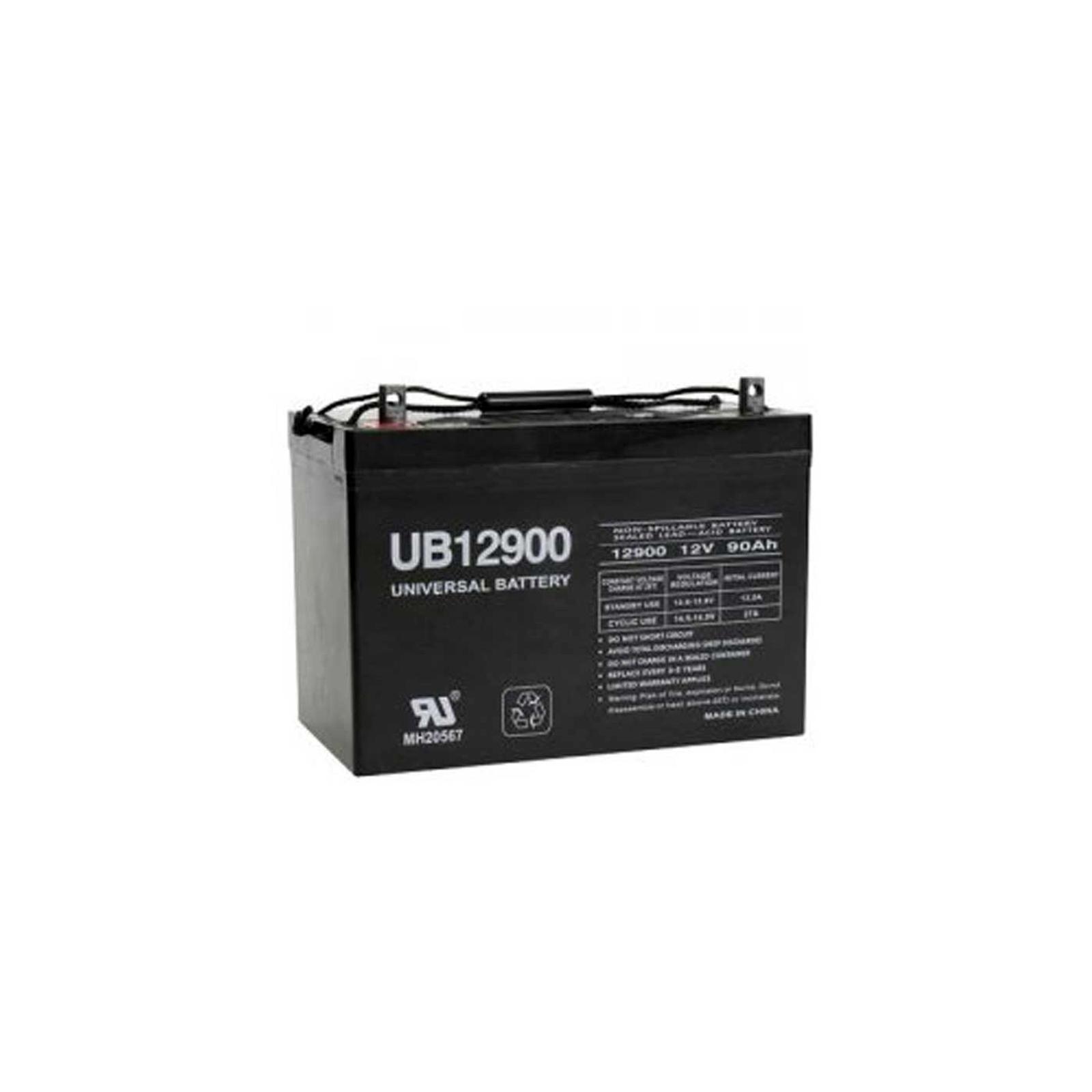 Scooter Batteries  on 12v Mobility Scooter Battery Ub12900 Pride Wrangler   Ebay