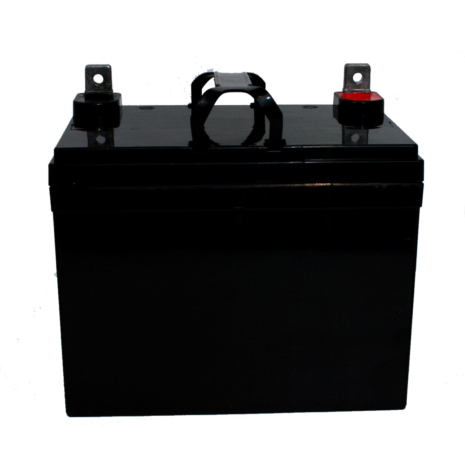 U Batteries NEW 2pc 12V 35A...