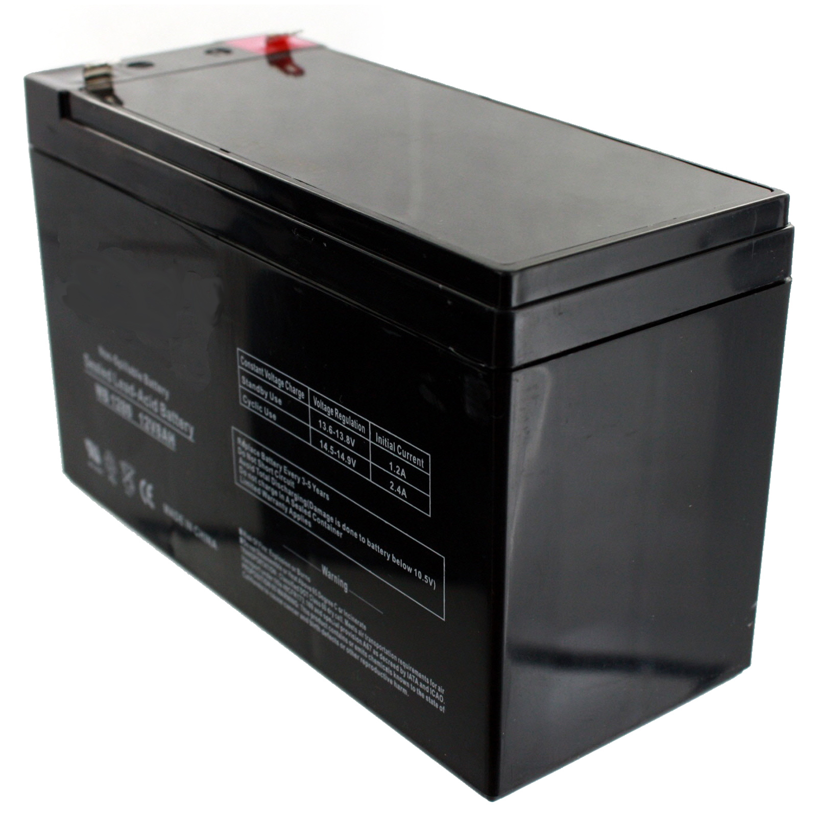 320pcs 12v 8ah f1 terminal sla agm battery rechargeable. Black Bedroom Furniture Sets. Home Design Ideas