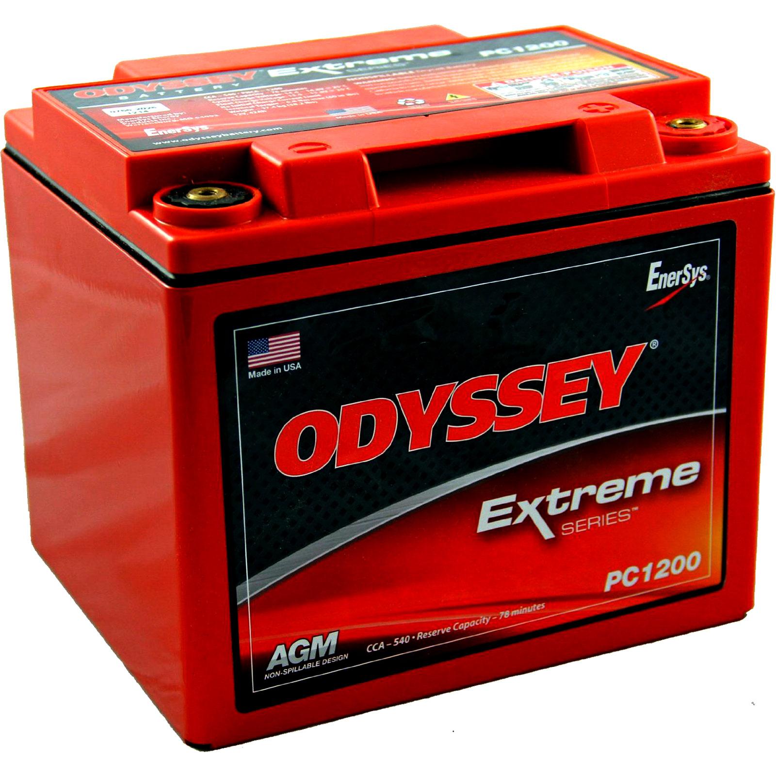 Odyssey PC1200 Sealed AGM Automotive Starting Battery