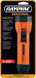 Rayovac IN2-MS Industrial 2D Mine Safety Light - Orange