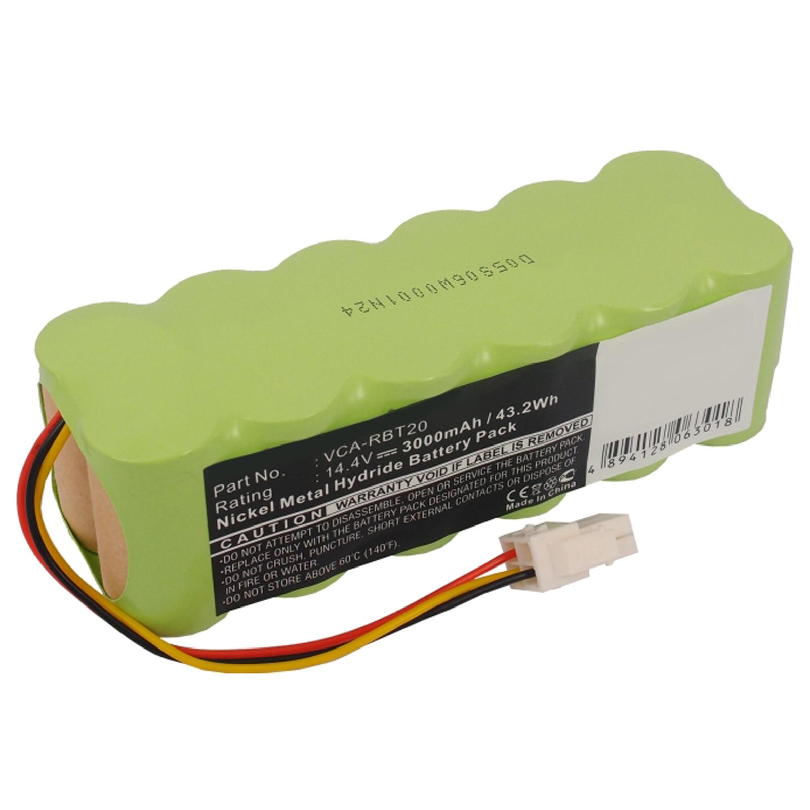 14.4V Battery Replaces DJ96-00113C VCA-RBT20 Fits Samsung ...