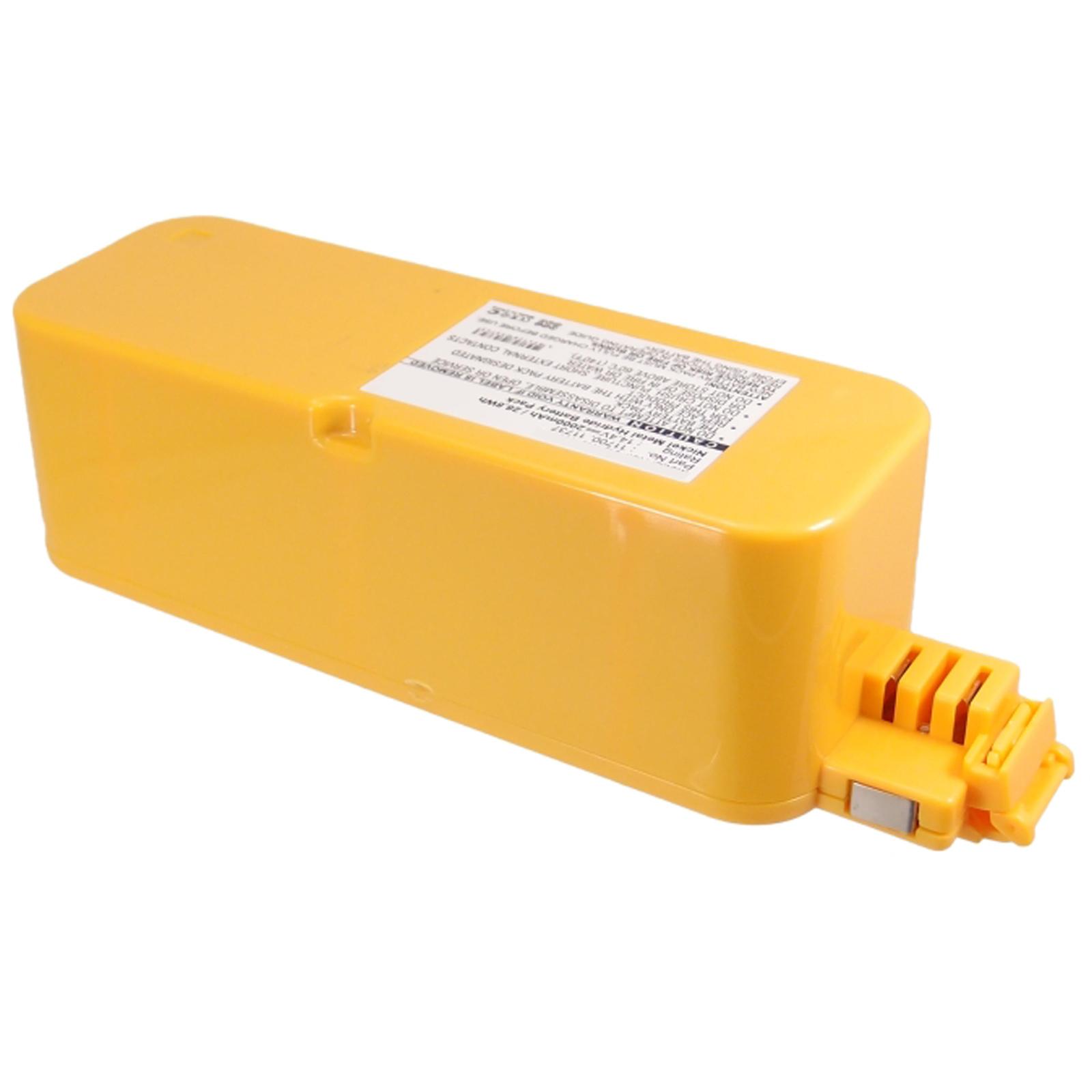 14 4v vacuum battery for irobot 11700 17373 discovery floorvac roomba usa ship ebay. Black Bedroom Furniture Sets. Home Design Ideas