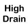 High Drain