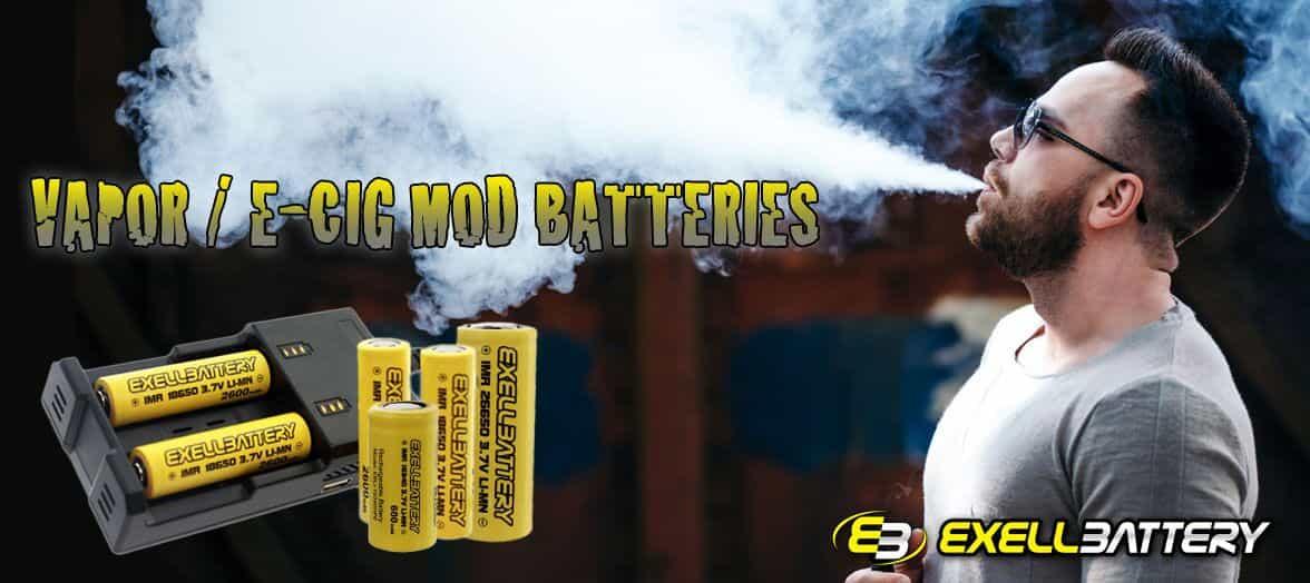 E-Cig Batteries