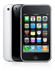 iPhone 3G Top Smartphone of 2009