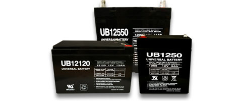 UPG AGM (Absorbent Glass Mat) Batteries
