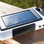 We Can't Wait: Solar-Powered Smartphone Screens