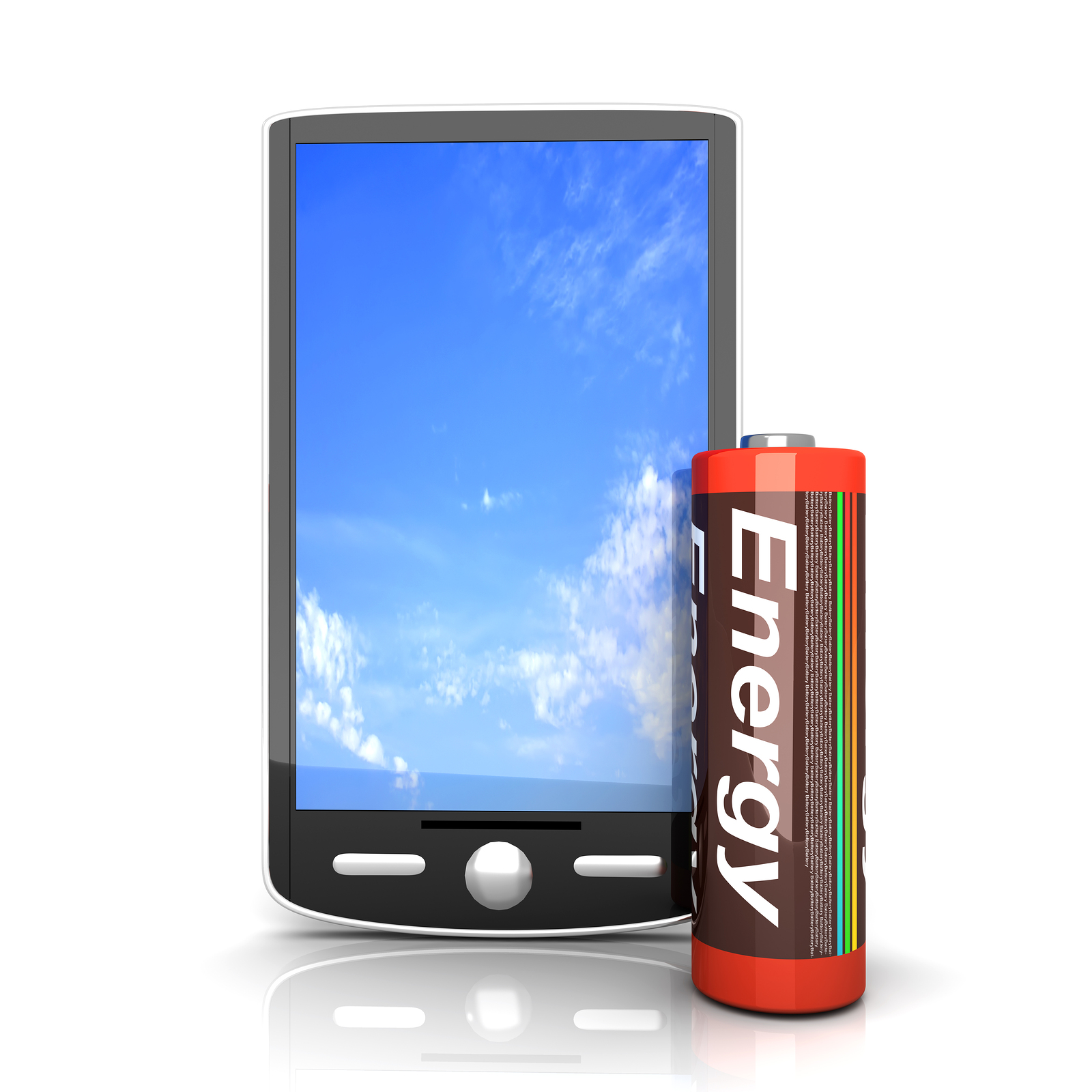 new smartphone battery