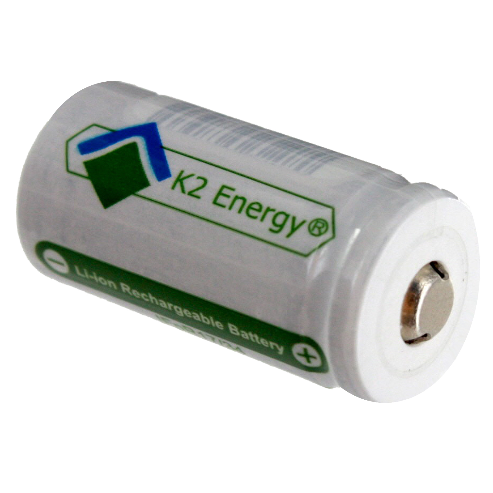 Rechargeable Batteries Ebay >> K2 Energy 3.2V LFP123A High Capacity Rechargeable Li-Ion Battery | eBay