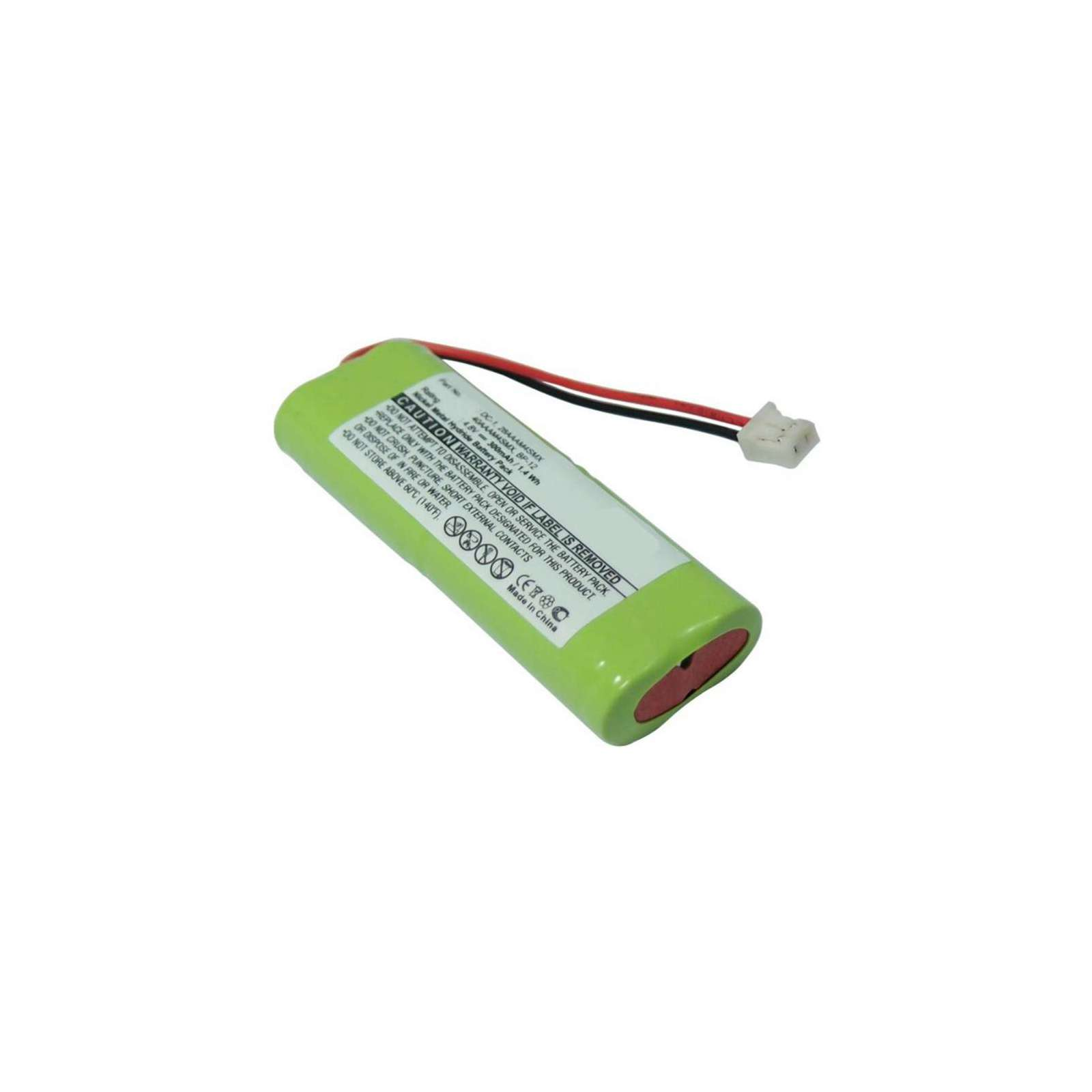 4 8v Rechargeable Dog Collar Replacement Battery For