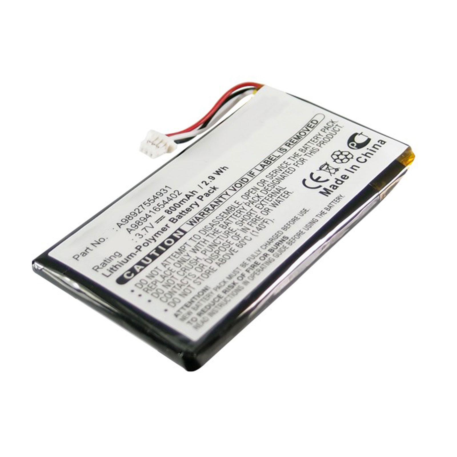 sony ereader battery