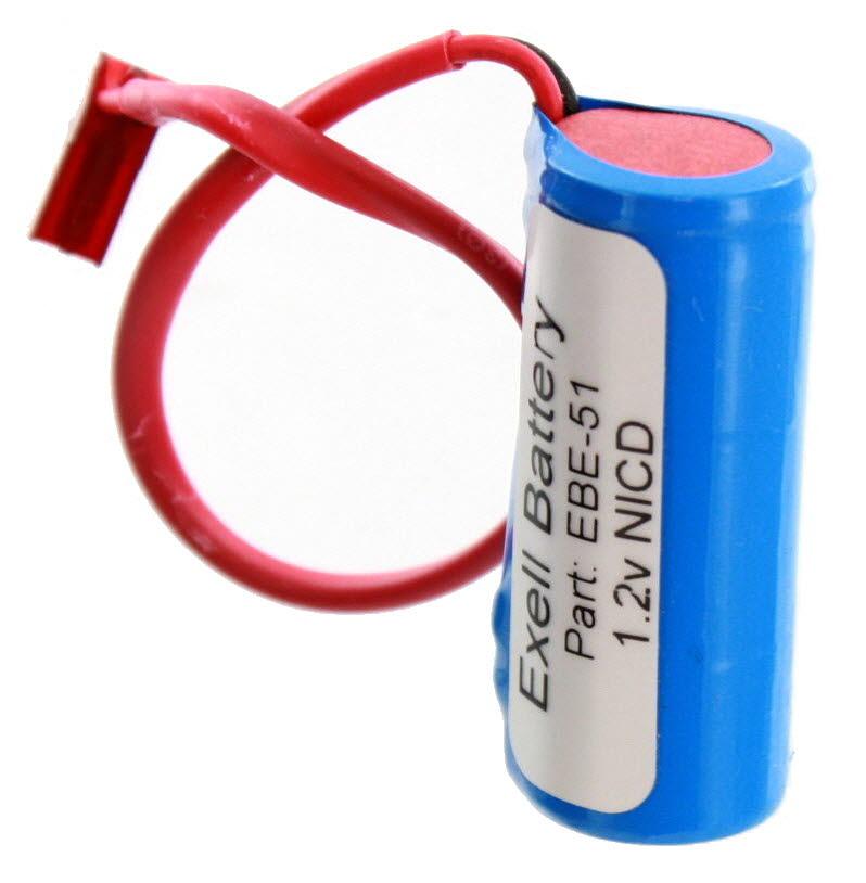 Lithonia Lighting Emergency Light Battery: Emergency Lighting Battery For Lithonia ELB1210N ELB1P201N
