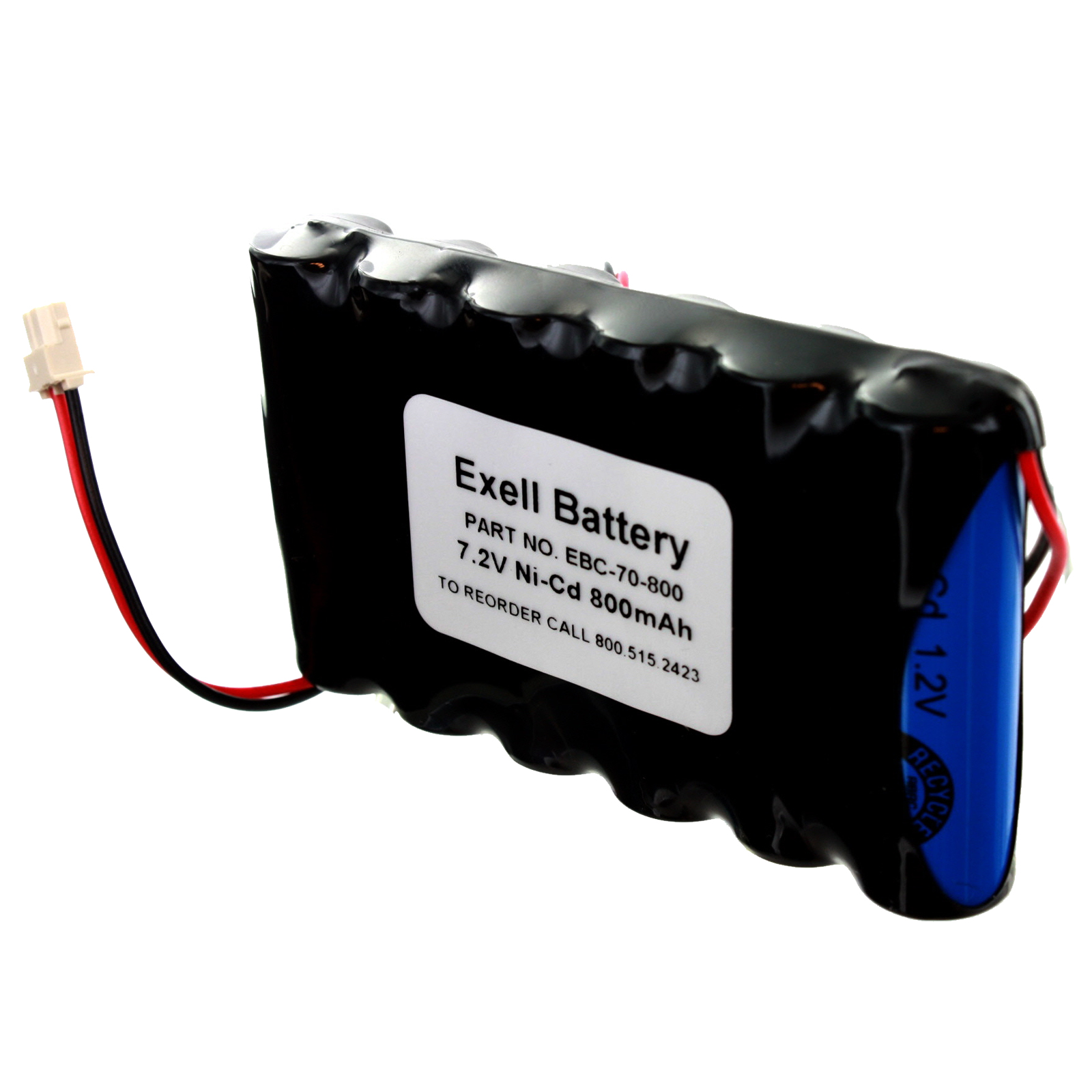 Battery for alarm system 19