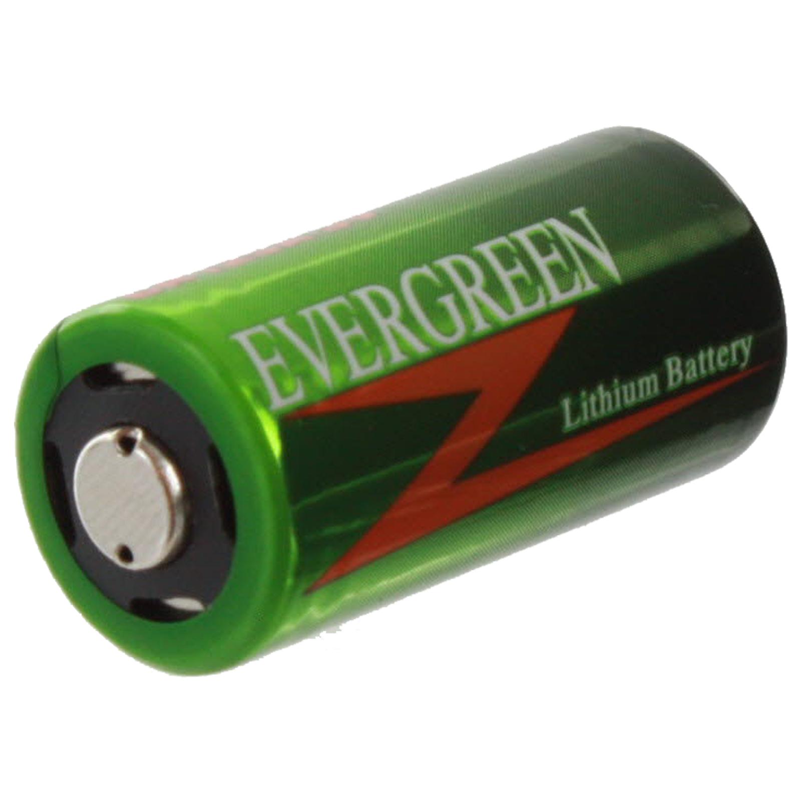 evergreen cr123 2 3a photo lithium battery replaces dl123 k123 el123 usa ship 26190211385 ebay. Black Bedroom Furniture Sets. Home Design Ideas
