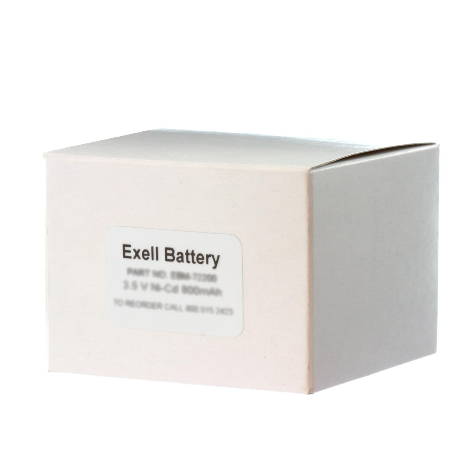 Razor Battery For Norelco 20 Xl 4822 13810611 5625x 5812xl