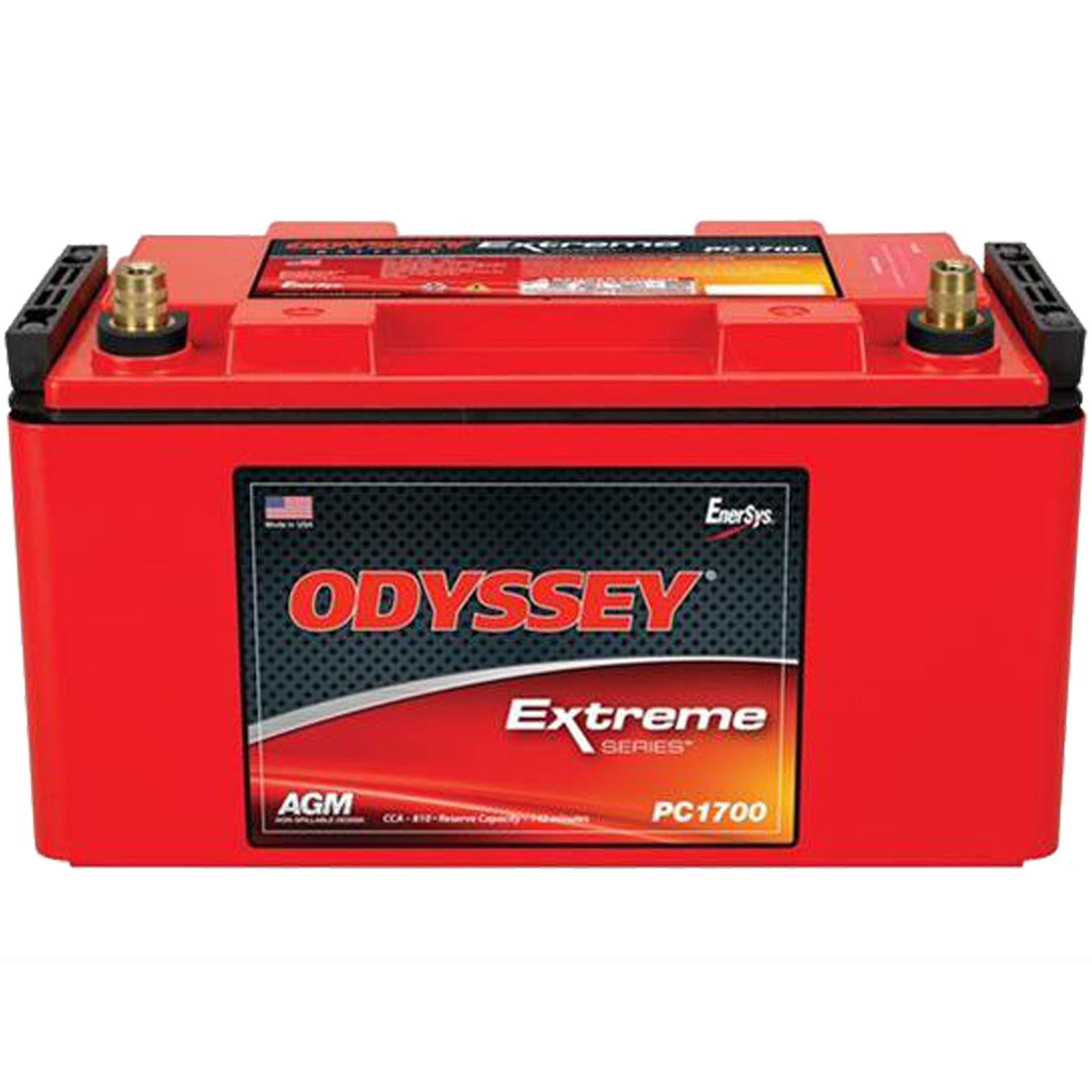Odyssey Extreme PC1700MJT 810CCA Sealed AGM Automotive Car