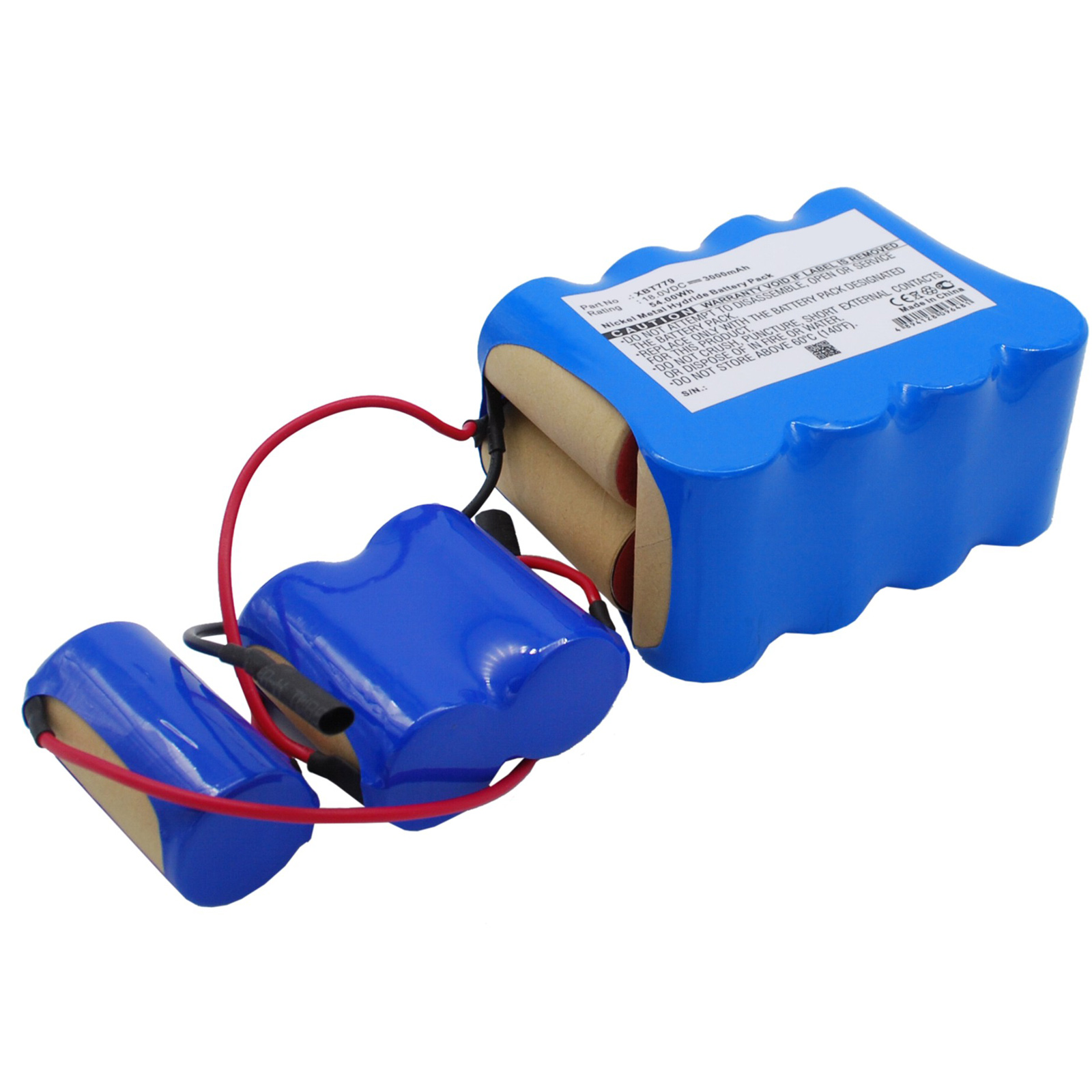 18v battery for euro pro shark sv780 vx33 pet perfect ii for Shark vacuum motor replacement
